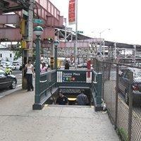 Queens Plaza (IND Queens Boulevard Line)
