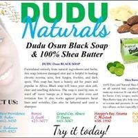 Dudu Osun and Shea Butter