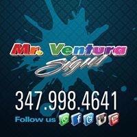 Mr. Ventura Signs