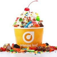 Orange Leaf Gilbert