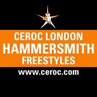 Ceroc Hammersmith Town Hall