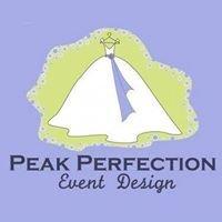 Peak Perfection Event Design