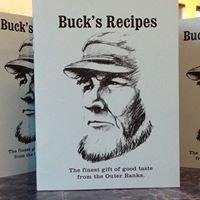 Buck's Recipes Cookbook