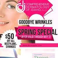 Comprehensive Dermatology of Idaho, PLLC