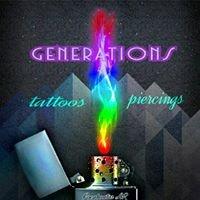 Generations Tattoos & Body Piercings