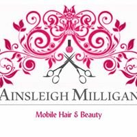 Ainsleigh Milligan mobile hair and beauty