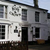 Rose and crown,hilgay