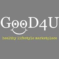 GooD4U Healthy Lifestyle Marketplace