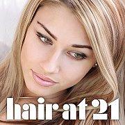 Hair at 21