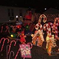 Kings Highway Christmas Lights