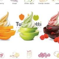 Tutti Frutti frozen yogurt in Copperfield