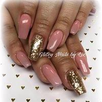Glitzy Nails by Liz