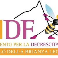 MDF Brianza Lecchese - Circolo per la Decrescita Felice