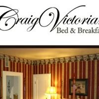 Craig Victorian Bed & Breakfast: Post Civil War Home near Gettysburg PA