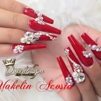 Yakelin a . Nail Art