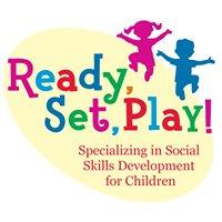 Ready Set Play - Social Skills Playgroups for Children