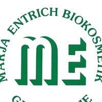 Marja Entrich biologisk hudvård