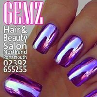 Gemz Hair Nails Beauty Tanning Salon