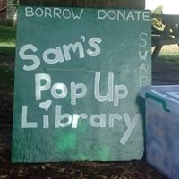 Sam's Pop Up Library