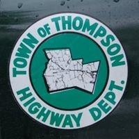 The Town of Thompson Highway Department