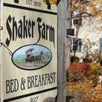 Shaker Farm Bed & Breakfast