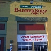 Depot Square Barber Styling