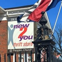 New2You Uptown Thrift Store