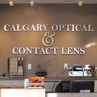 Calgary Optical & Contact Lens