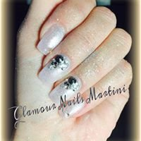 Glamour Nails Martini