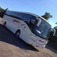 Aimee's Travel leek staffs