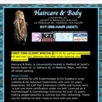 Haircare & Body