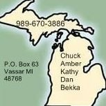 Michigan Ghost Central
