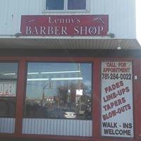 Lenny's Barber Shop 2