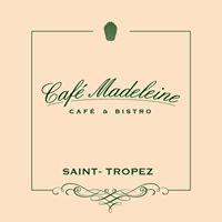 Café Madeleine Saint Tropez