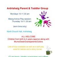 Ardrishaig Parent and Toddler Group