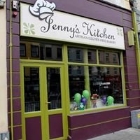 Jenny's Kitchen Gluten Free Baking
