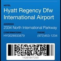 Hyatt Regency, DFW Airport