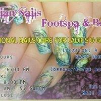Elysian Nails Footspa & Beauty - Greensborough