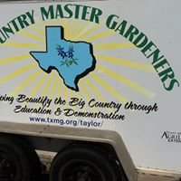 Big Country Master Gardeners