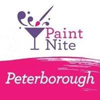 Paint Nite Peterborough
