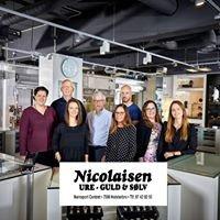 Guldsmed Nicolaisen - Ure og Smykker