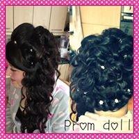 Lucy lou's hair doo's