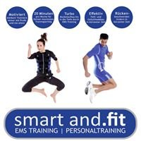 Smart and Fit - EMS Training Personal Training