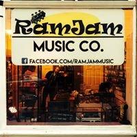 RamJam Music Co