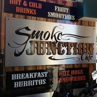 Smoke Junction Cafe Located at 5859 Antelope Rd. In Front of Home Depot
