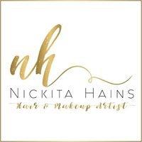 Nickita Hains Hair and Makeup Artist