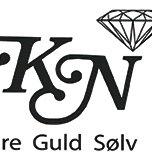 K&N Ure Guld Sølv