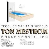 Ton Mestrom Badkamerstyling