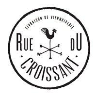 Rue du Croissant - Livraison de viennoiseries artisanales