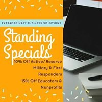 Extraordinary Business Solutions